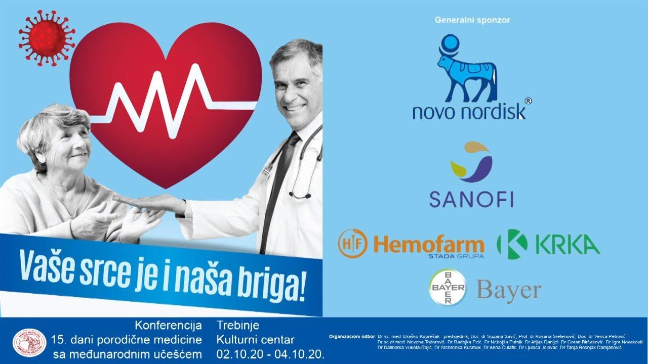 15. dani porodične medicine medicine - otvaranje konferencije